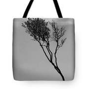 Crooked Tree Tote Bag
