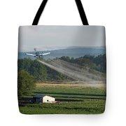 Crop Dusting Tote Bag