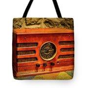 Crosley Tote Bag