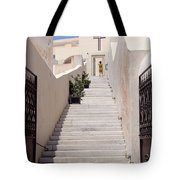 Steps To Salvation Tote Bag