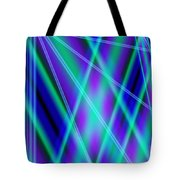 Cross Lighting Tote Bag