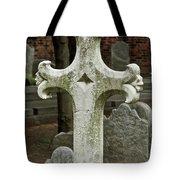Cross Of Old Tote Bag
