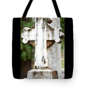 Cross Of Stone Tote Bag