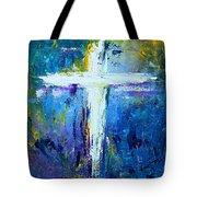 Cross - Painting #4 Tote Bag