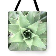 Cross Process Pineapple Tote Bag