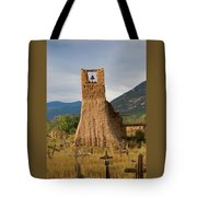 Cross Roads Tote Bag