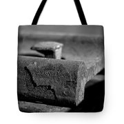 Cross View Tote Bag
