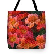Cross Vine 2 Tote Bag