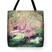 Cross With Me Tote Bag