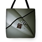 Crossed Flags Tote Bag