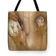 Crosseyed Tote Bag