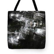 Crossfading Tote Bag