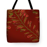 Crossing Branches 15 Tote Bag