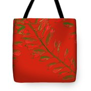 Crossing Branches 16 Tote Bag