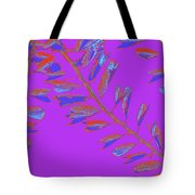Crossing Branches 19 Tote Bag