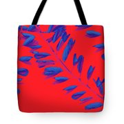 Crossing Branches 2 Tote Bag