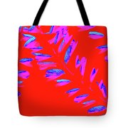 Crossing Branches 3 Tote Bag