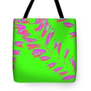 Crossing Branches 9 Tote Bag
