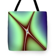 Crossing II Tote Bag