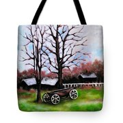 Crossroads Tote Bag
