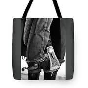 Cross's Spurs II Tote Bag