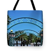 Crosswalk Of Valor Tote Bag