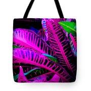 Croton Tote Bag