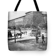 Croton Reservoir, 1898 Tote Bag