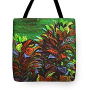Crotons 6 Tote Bag