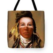 Crow Boy Tote Bag