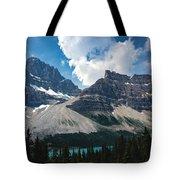 Crowfoot Mountain Tote Bag