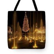 Crown Center Christmas 2 Tote Bag