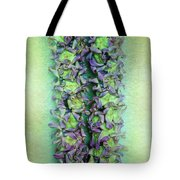 Crown Flower Lei Tote Bag