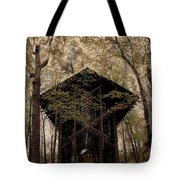 Crown Of Thorns Chapel Tote Bag