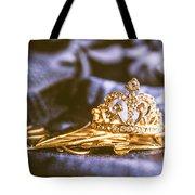 Crowned Tiara Jewellery Tote Bag