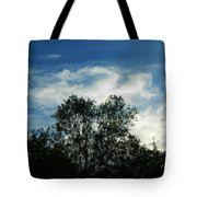 Crowned Trees Tote Bag