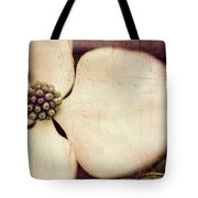 Crowning The Blooming Dog Tote Bag