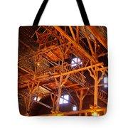 Crow's Nest Tote Bag