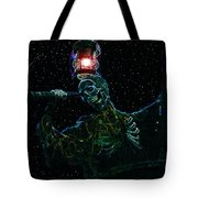 Crows Nest Tote Bag by David Lee Thompson
