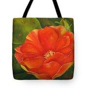 Cruces Bloom Tote Bag