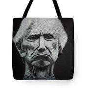 Crucify Him Tote Bag