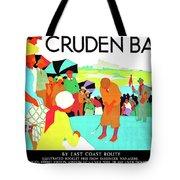 Cruden Bay, Golf Club, East Coast Route Tote Bag