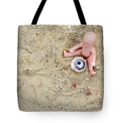 Cruel Games Tote Bag