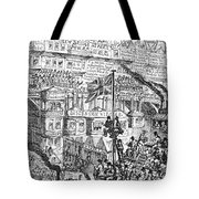 Cruikshank: London, 1851 Tote Bag