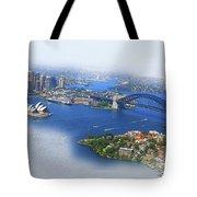 Cruise Sydney Tote Bag