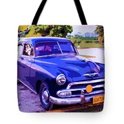 Cruiser Tote Bag