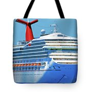 Cruising Again Tote Bag by Harry Warrick