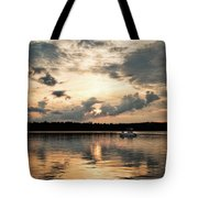 Cruising, Eagle Lake, Almaguin Highlands, Ontario Tote Bag