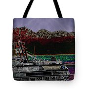 Cruising Puget Sound Tote Bag
