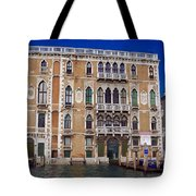 Cruising The Grand Canal 3 Tote Bag